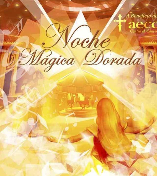 La AECC de Linares prepara una nueva Noche Mágica Dorada