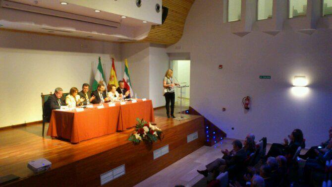 En estos momentos, inauguración del Congreso de Periodistas en Linares