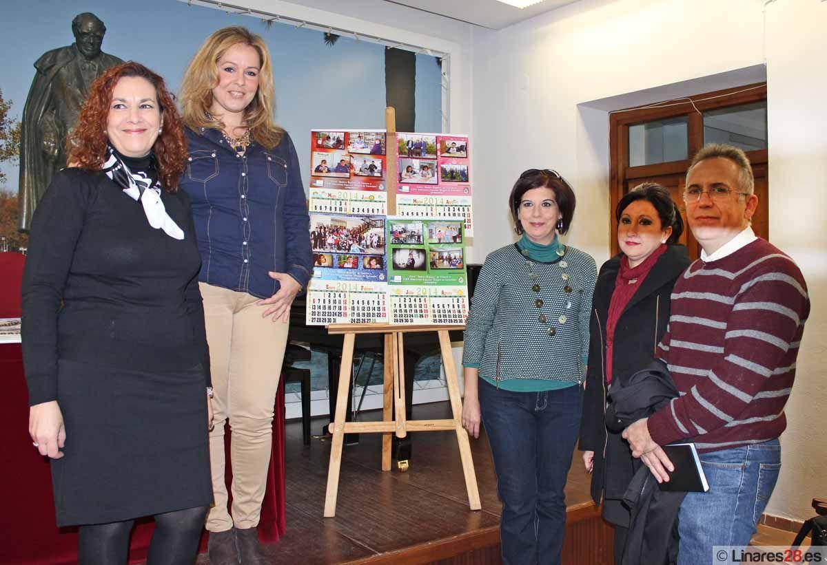 La Coral Andrés Segovia lanza por segundo año su calendario solidario