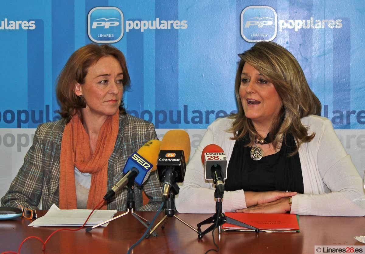 El PP de Linares denuncia deficiencias en el estado de las infraestructuras agrícolas de Linares