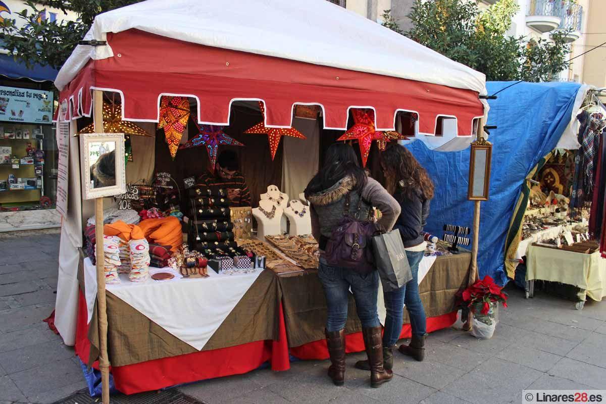 Un Mercado Medieval para animar el CCA de Linares