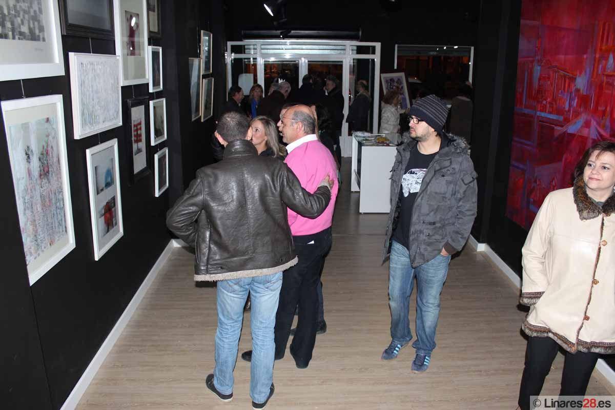 Linares estrena un nuevo espacio expositivo con una triple muestra