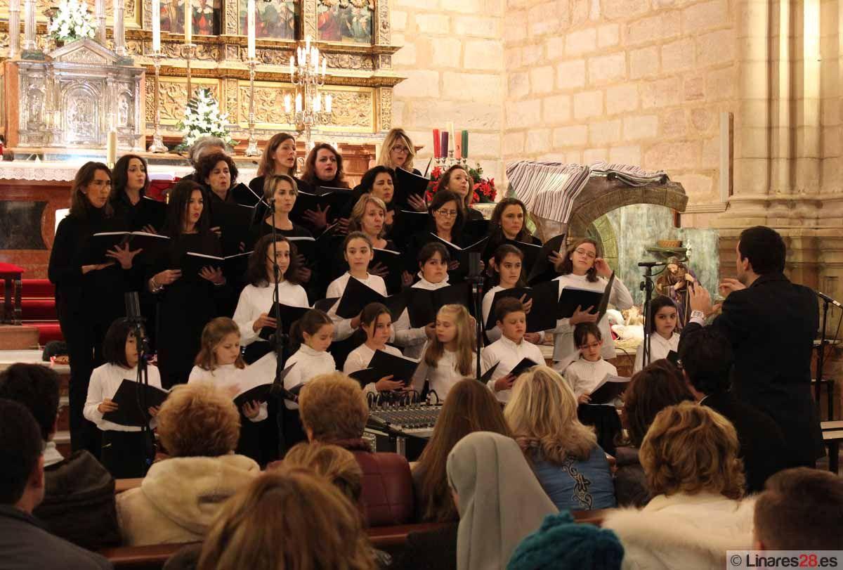 El Coro MusicAlma celebra su concierto de Navidad