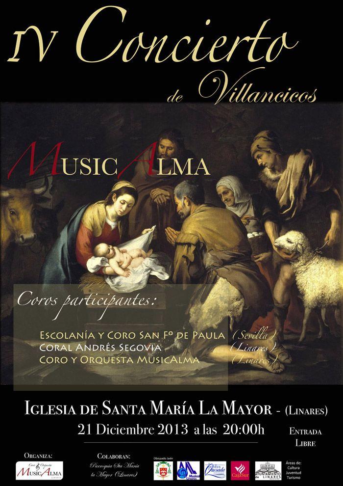 IV Concierto de Villancicos MusicAlma