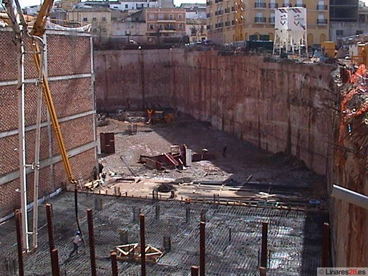 Diputación adquirirá la maquinaria necesaria para tratar los residuos de la construcción y la demolición en Linares