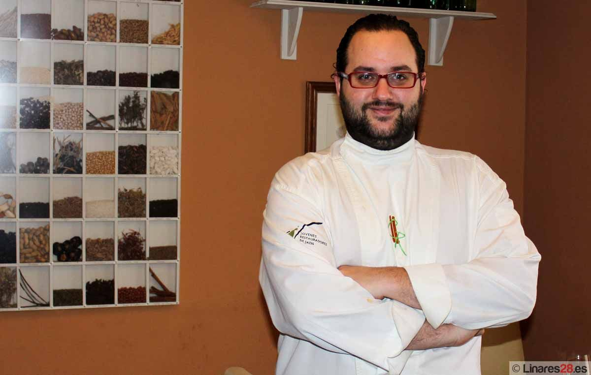 El restaurador linarense Juan Carlos Trujillo repite mañana en Madrid Fusión