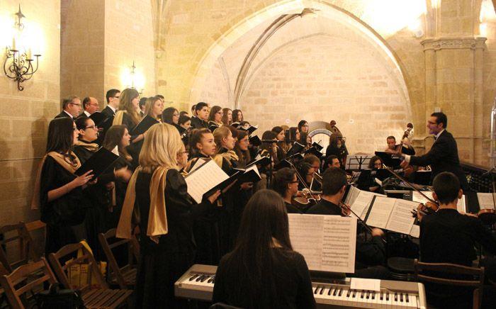 El Coro y Orquesta MusicAlma celebra el sábado su octavo aniversario
