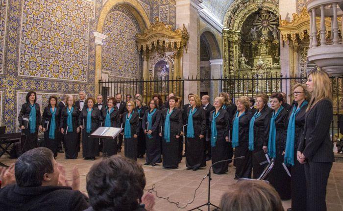Concierto de la Coral Andrés Segovia