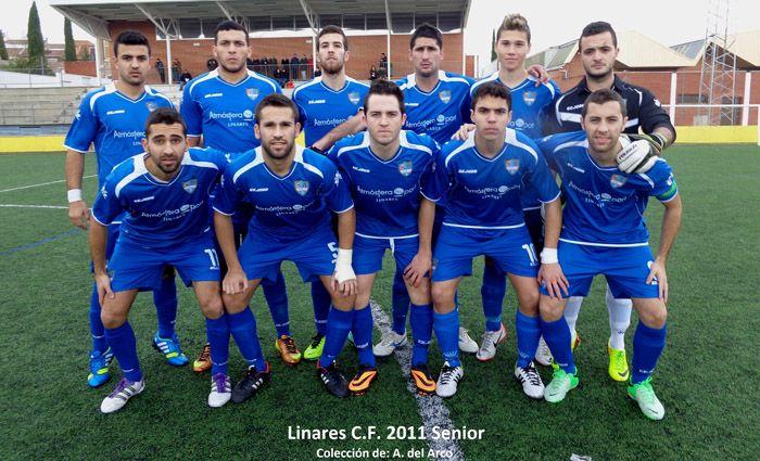 El Linares C.F. 2011 golea al último clasificado