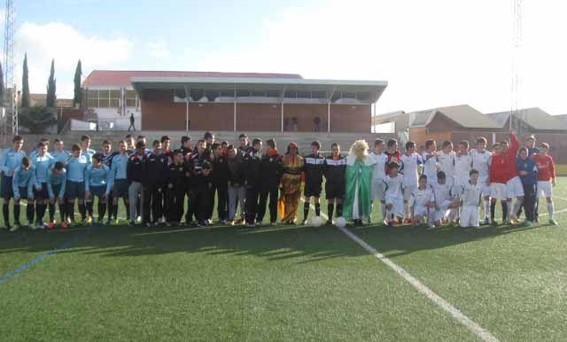 Torneo de Reyes organizado por el C.D. Almidas Cástulo