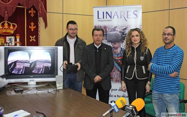 Presentación de Linares en Fitur 2014