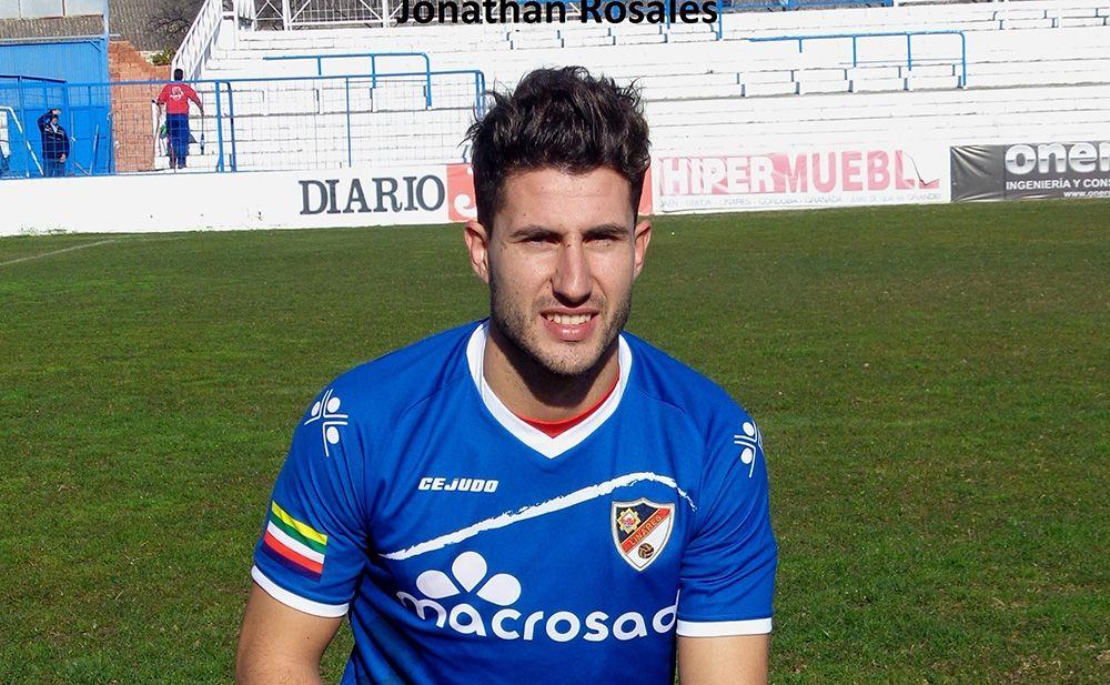 El Linares Deportivo ficha a Jonathan Rosales