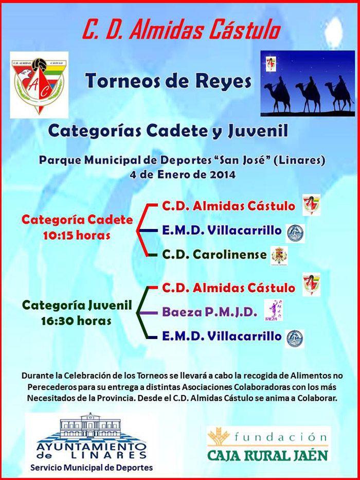 Torneos Triangulares de Reyes del C.D. Almidas Cástulo
