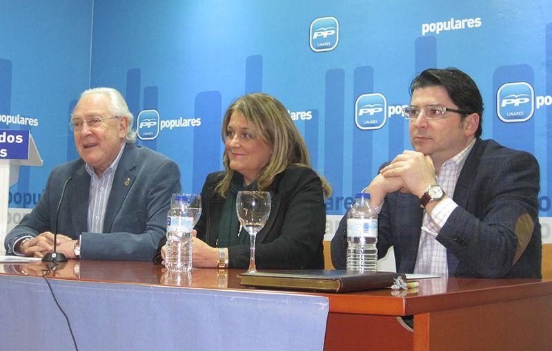 Jaime Raynaud asegura que el Gobierno Central tiene entre sus planes a Linares y el futuro Puerto Seco