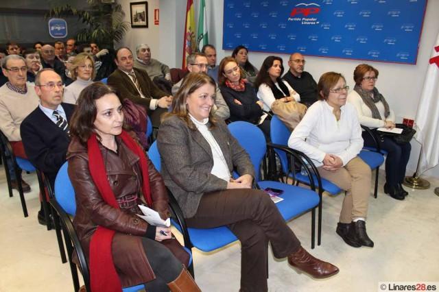 Público asistente a la charla