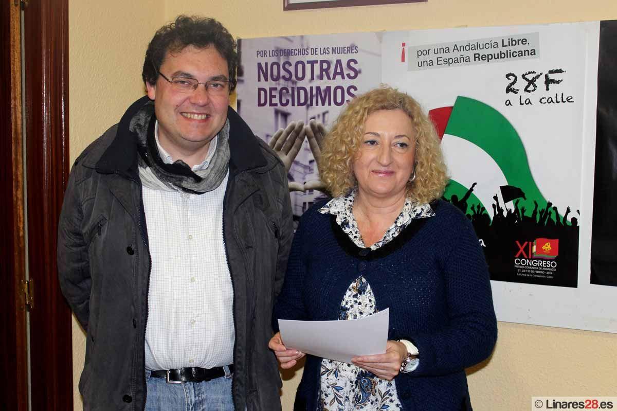 IU hace un llamamiento a participar en la manifestación del 28F en Sevilla