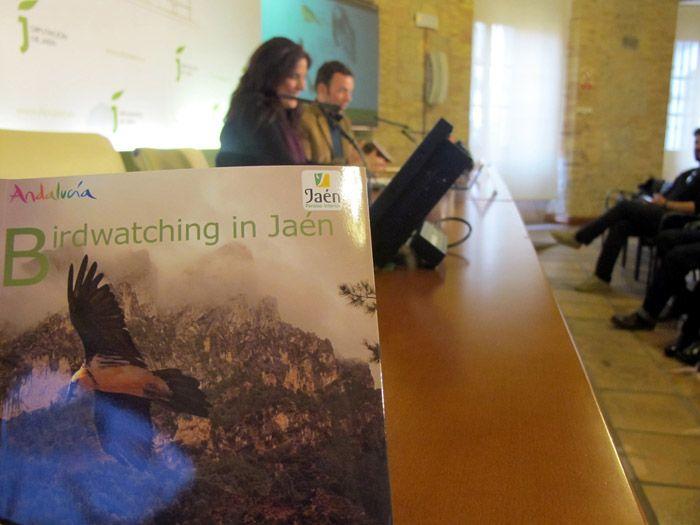 La Diputación publica una Guía de Turismo Ornitológico para posicionar a Jaén como lugar preferente para este segmento