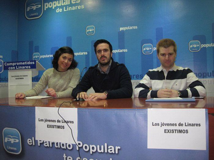 NNGG-Linares exige la reactivación del Consejo Local de la Juventud