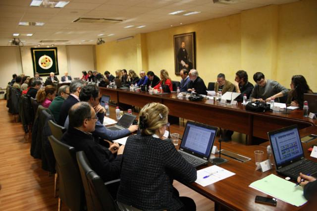 Consejo de Gobierno del 14 de febrero de 2014