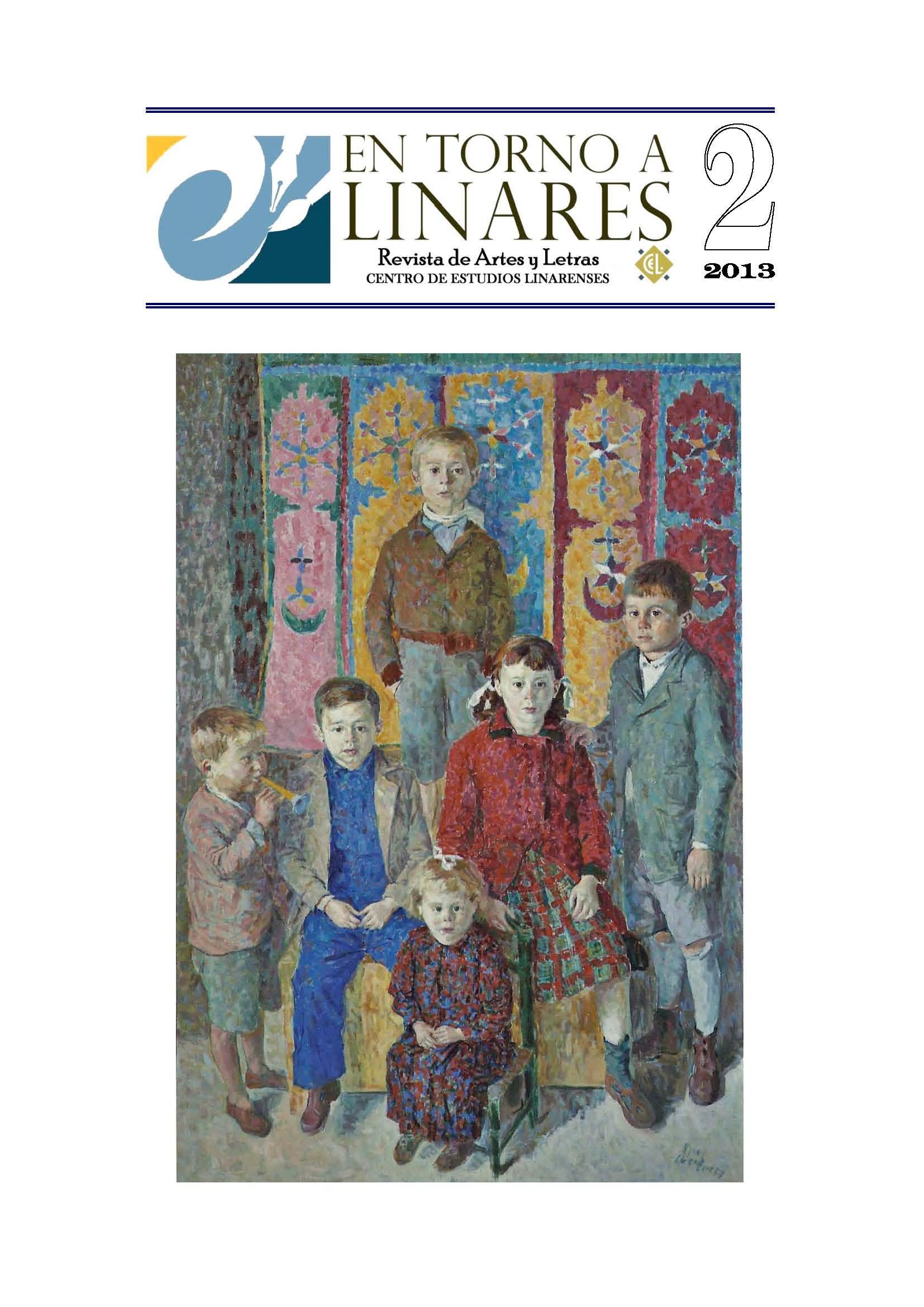 """Esta tarde se presenta la revista """"En torno a Linares"""""""