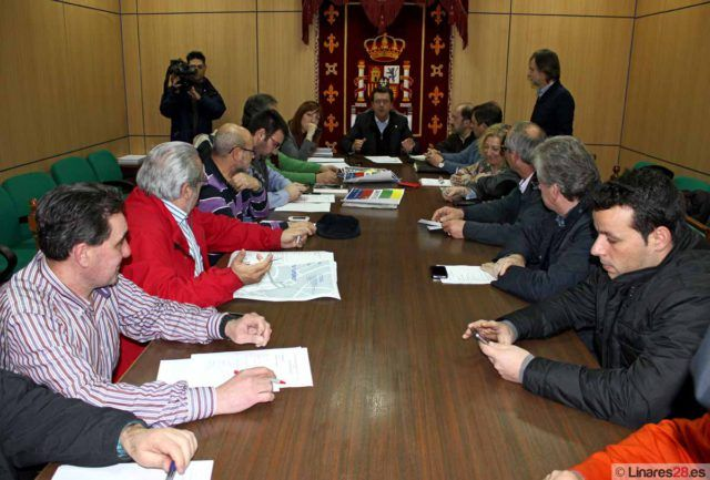 Reunión de la Plataforma Ciudadana