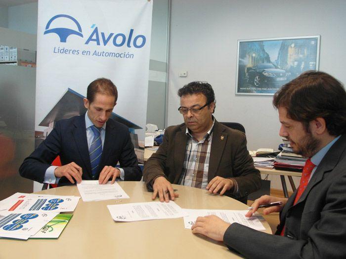 El Grupo Ávolo firma un convenio con CSIF