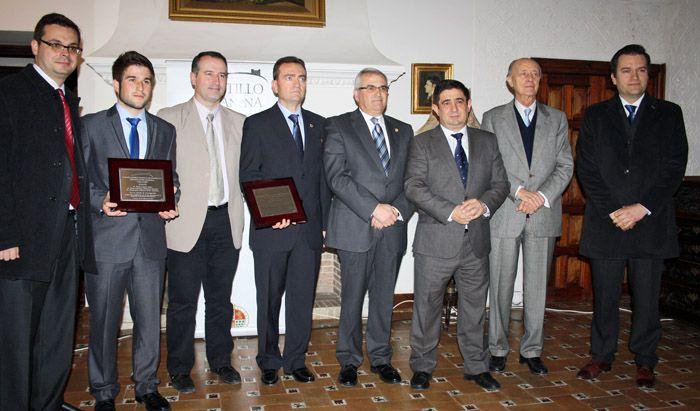 Personal de la EPSL recibe el II Premio Castillo de Canena de Investigación Oleícola 'Luis Vañó'