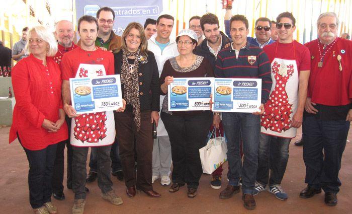 Gran éxito de participación en las  actividades programadas por el Partido  Popular de Linares para conmemorar el  Día Internacional de la Mujer