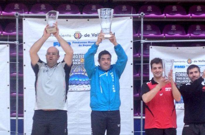 Oro para Esteban Rodríguez en Valladolid