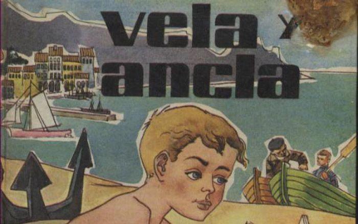Vela y ancla - Linares28
