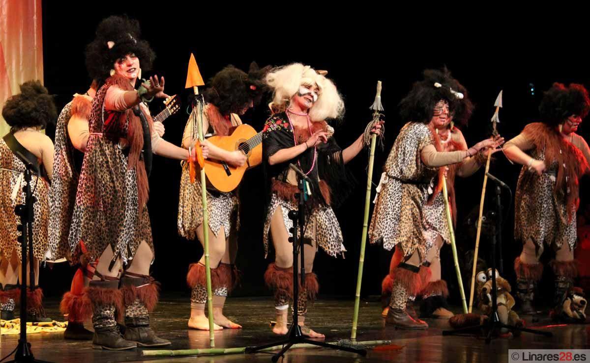 Fin de semana de Carnaval en Linares