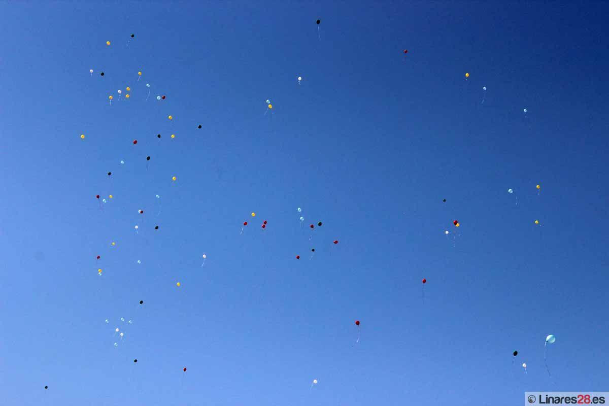 """Suelta de globos en el """"Día Mundial de las Enfermedades Raras"""""""