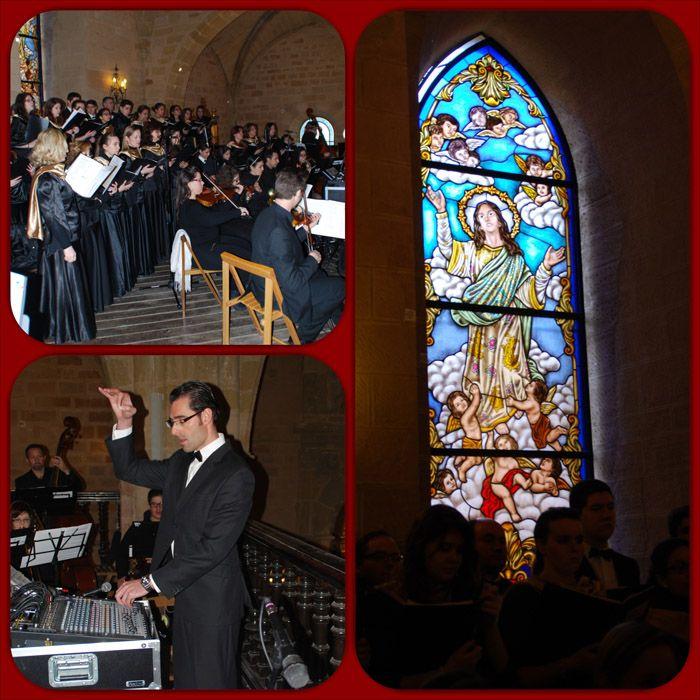 Intenso programa de actividades del Coro y Orquesta linarense MusicAlma