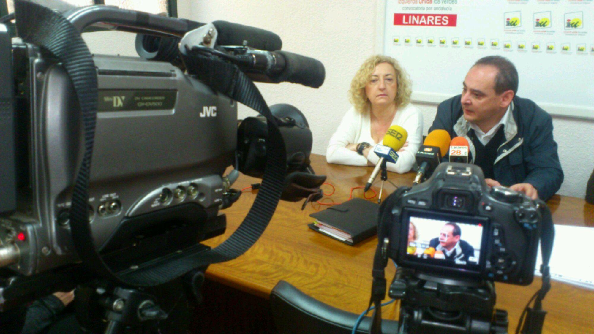En estos momentos rueda de prensa de EPSA