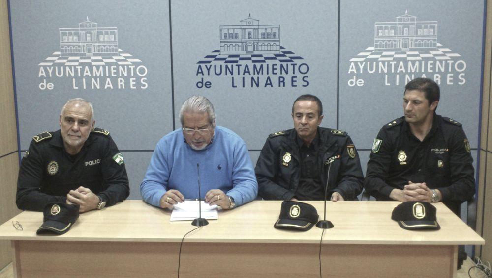 """Linares intensificará la vigilancia en el """"botellódromo"""""""