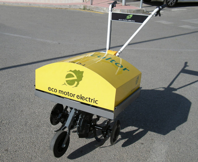 ECOCULTOR, de la empresa ECO MOTOR ELECTRIC
