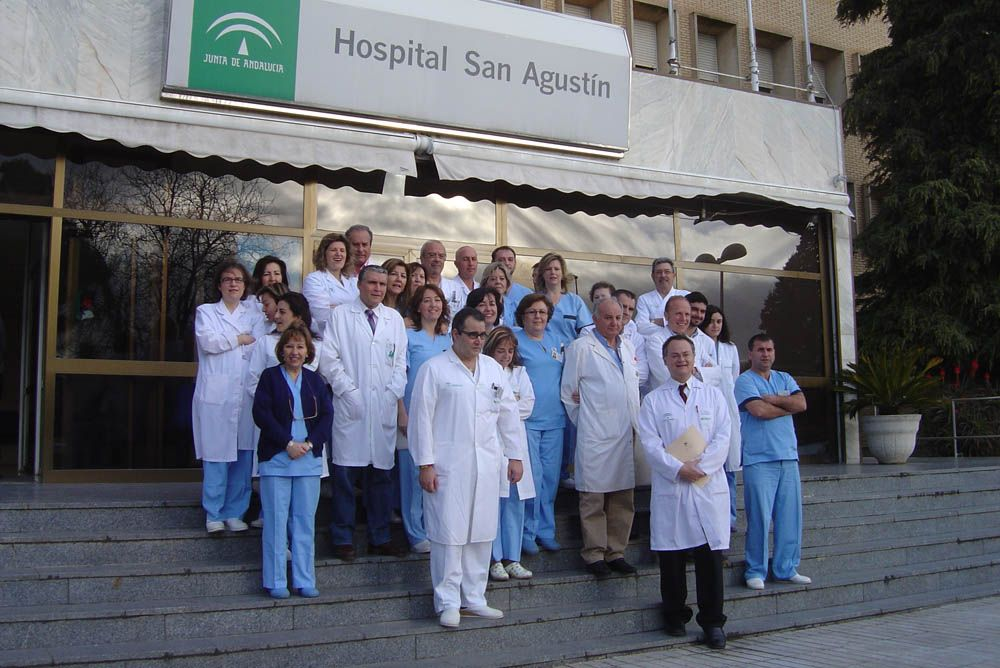 La Unidad de Traumatología del Hospital de Linares logra una acreditación por mejorar la calidad de su atención a los pacientes