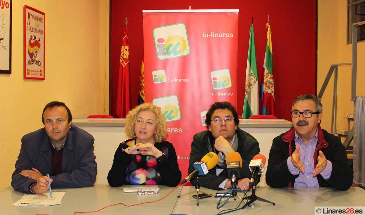 IU considera muy importante el acuerdo del Parlamento Andaluz sobre el futuro Plan de Reindustrialización para la Comarca de Linares, Bailén, La Calorina y Andújar