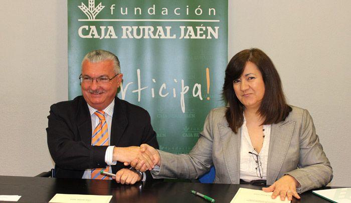 La Asociación de Alzheimer firma un convenio con la Fundación Caja Rural