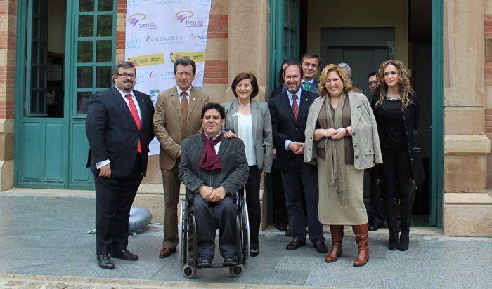 La consejera María José Sánchez Rubio visita las obras de accesibilidad de la Estación de Madrid