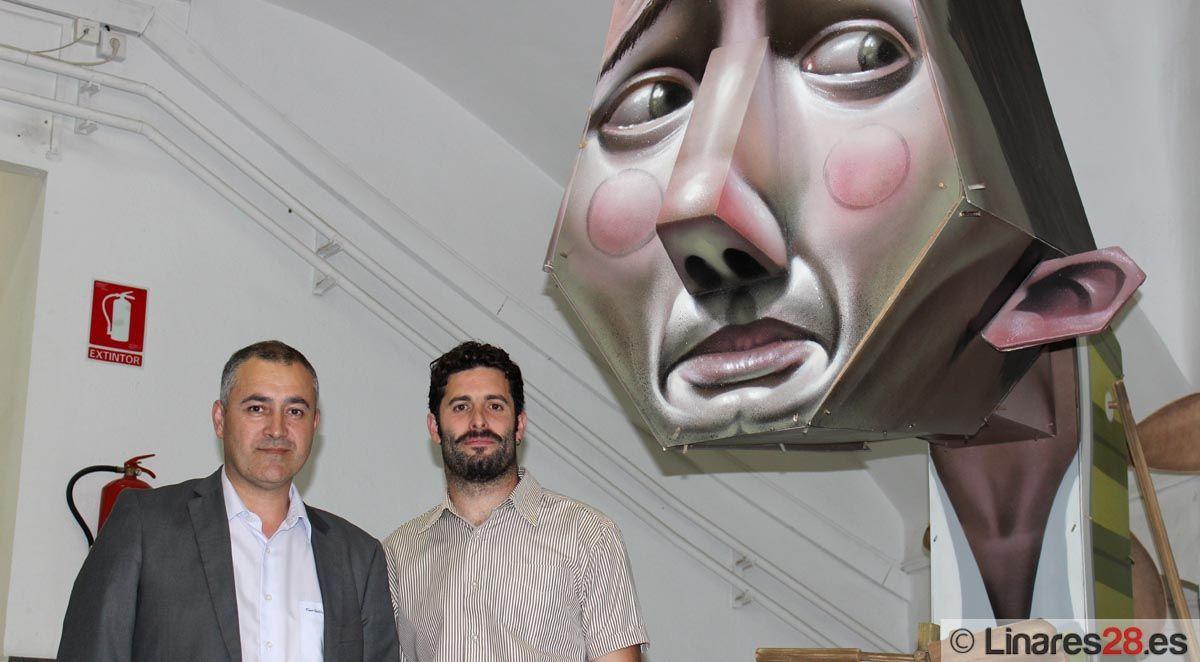 Belin dona una escultura a la EPSL