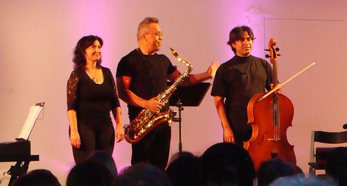 El Trío Memories interpreta música de cine en El Pósito