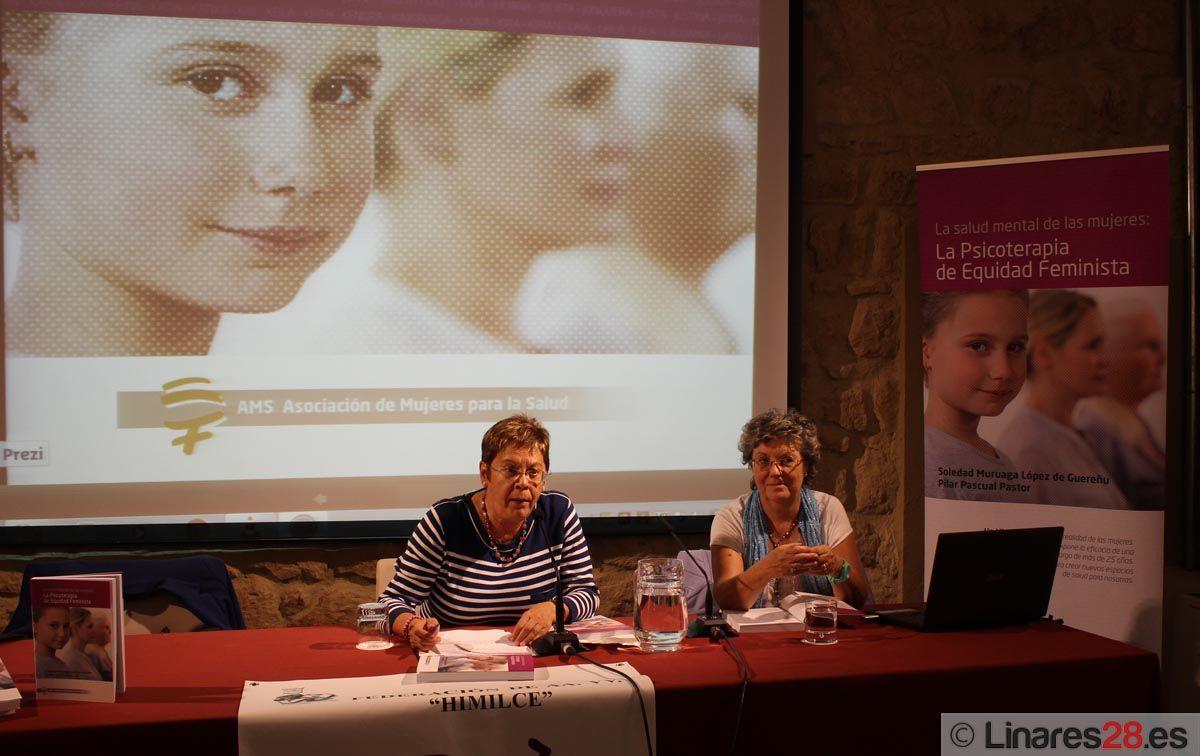 """Presentan el libro """"La Salud Mental de las Mujeres"""""""