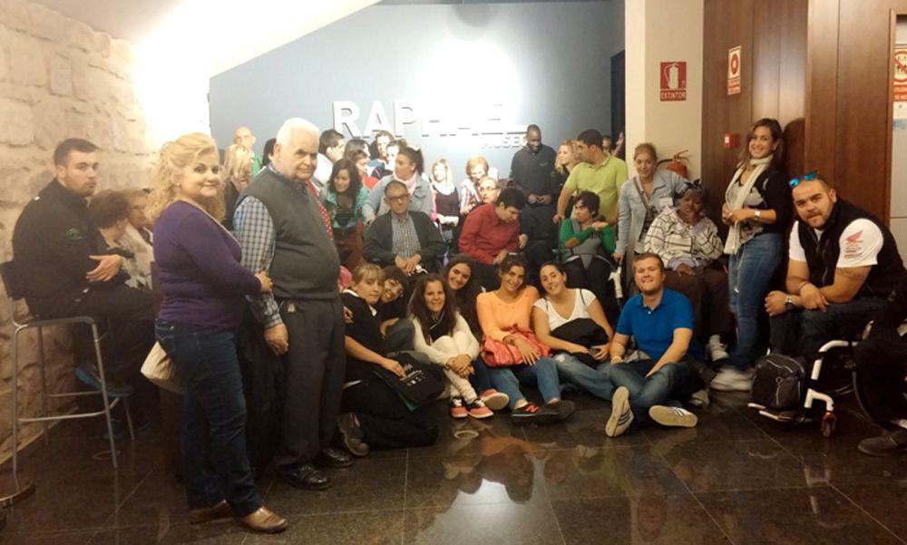 Visita experiencial de Linares accesible