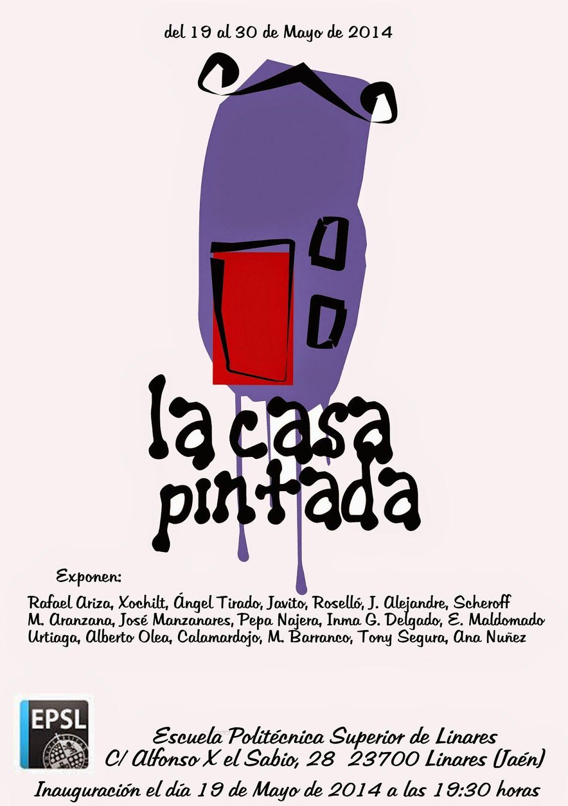 """Hoy se inaugura una nueva muestra de """"La Casa Pintada"""""""