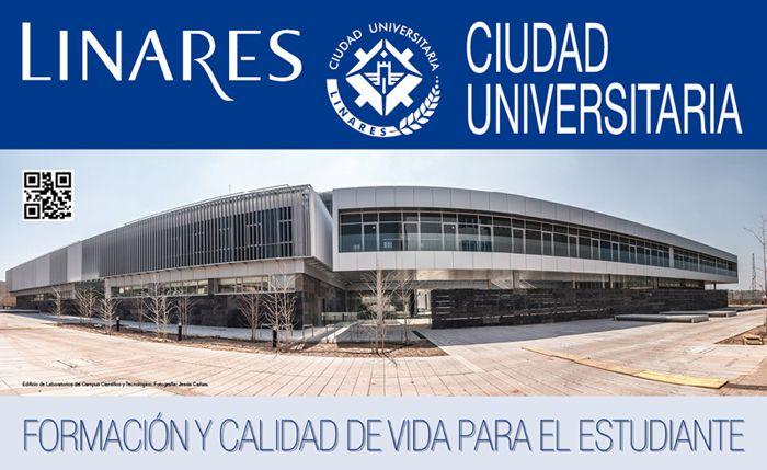 Banner-Linares Ciudad Universitaria 2014