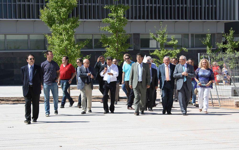 El Campus Científico-Tecnológico de Linares comenzará su actividad en el curso 2015/2016