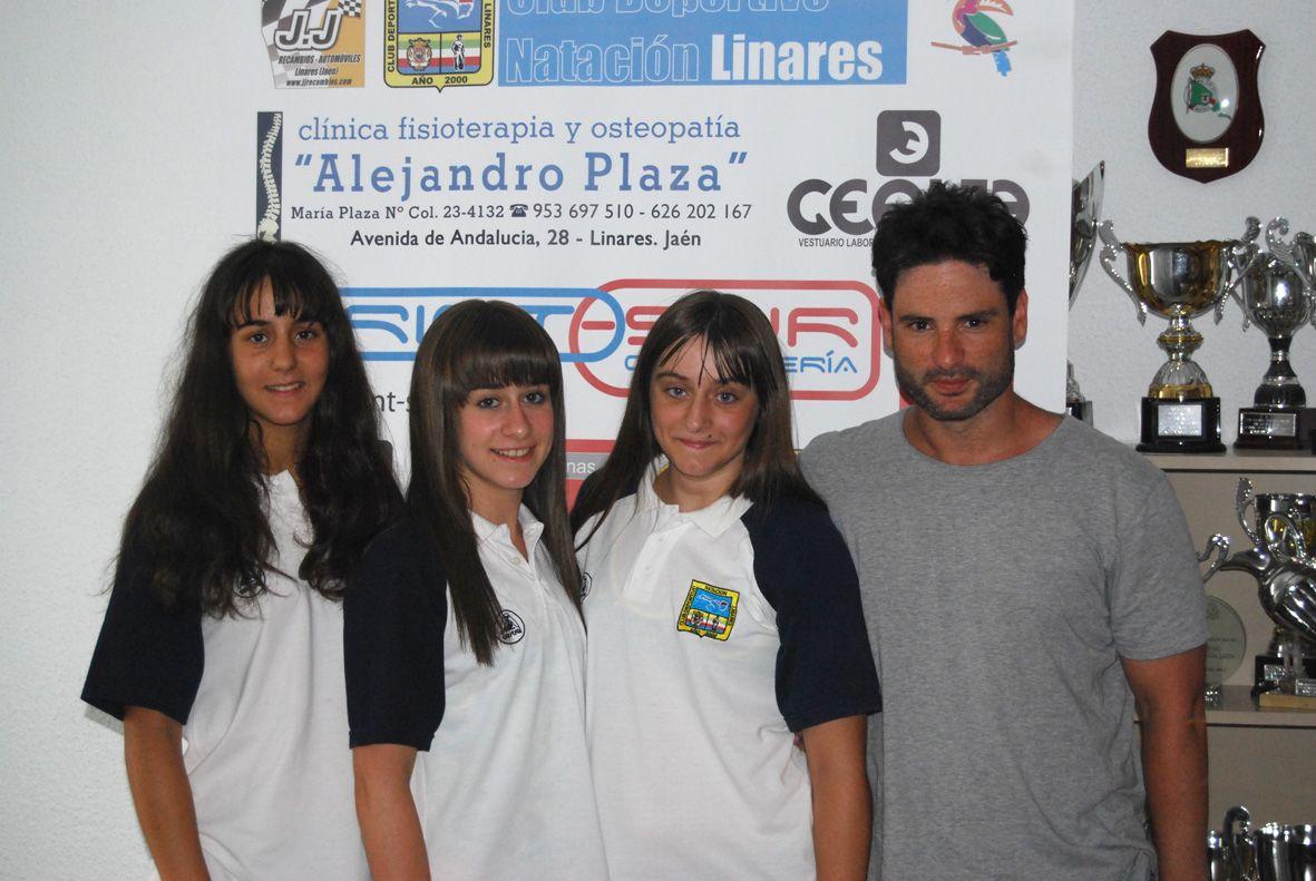 Club Deportivo de Natación de Linares en Málaga