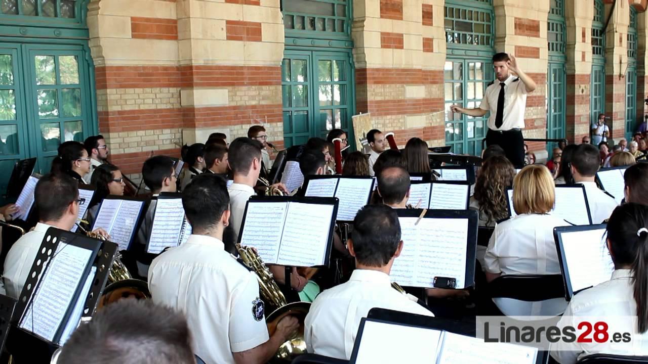 La percusión se adueña de la Estación de Madrid con la Agrupación Musical