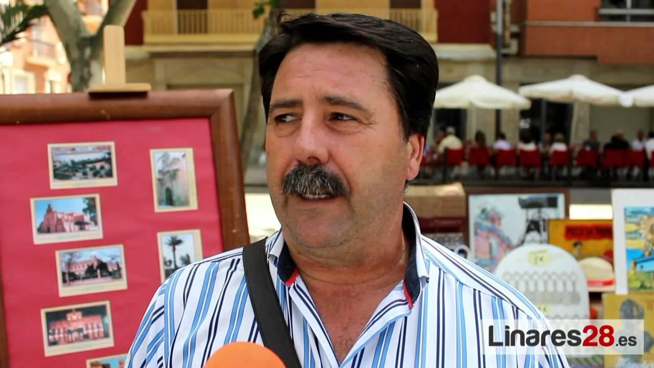 Recuerdos de Linares en el Paseo